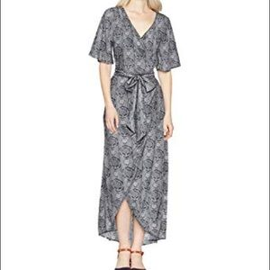 Roxy wrap maxi dress